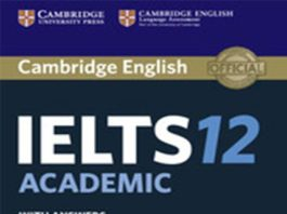 Cambridge ielts 12 free download