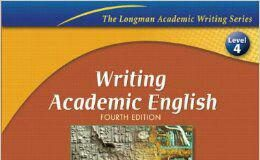 writing academic longman