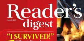 reader's digest march 2017