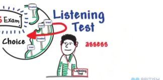 listening test