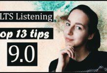ielts listening band 9-top 13 tips