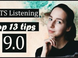 ielts listening band 9-top 13 tips