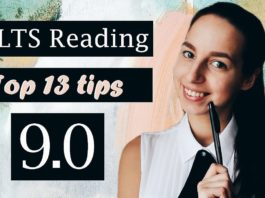 ielts reading band 9-top 13 tips