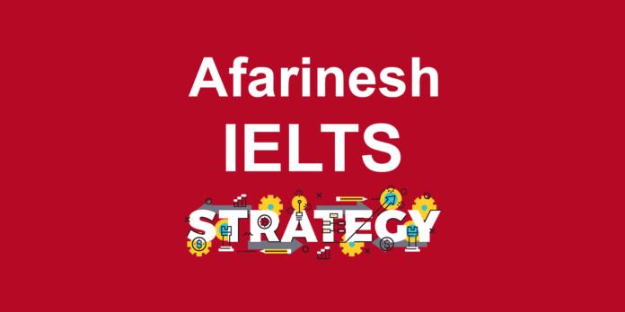 IELTS Strategies